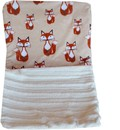Mirage Pet Products Luxurious Plush Blanket Foxy