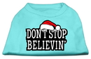 Mirage Pet Products Don't Stop Believin' Screenprint Shirts