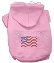 Mirage Pet Products Classic American Hoodies