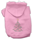 Mirage Pet Products Christmas Tree Hoodie
