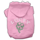 Mirage Pet Products Four Leaf Clover Outline Hoodies