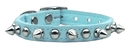Mirage Pet Products Chaser Leather Dog Collar