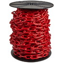 """Mr. Chain 50105 2"""" Reel Chain 125'-Red"""