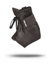 Mueller Soft Ankle Brace W/Straps Black Md