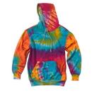 MV Sport 1290 Classic Fleece Tie-Dye Hood