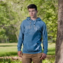 Weatherproof 16100 Sunfaded Wash Pullover