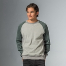 MV Sport 19171 Pepper Fleece Crewneck