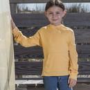Sunproof Youth Hooded Long Sleeve Tee