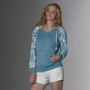 MV Sport W15106 Angel Fleece Sanded Piper Pullover