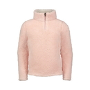 MV Sport W18133Y Youth Addison Sherpa Quarter Zip