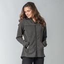 MV Sport W18700 HeatLast Ladies Fleece Tech Full Zip Hoodie