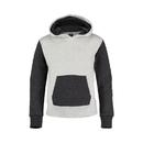 MV Sport W19145Y Youth Cloud Fleece Quilted Hood