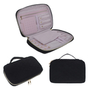 Aspire Velvet Jewelry Organizer Bag Portable Travel Jewelry Storage Cases for Necklace Earrings Rings Bracelet