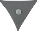 Maxpedition TCPGRY Tcp Triangle Coin Pouch (Gray)