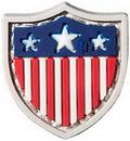 Maxpedition USSDZ Usa Shield Micropatch 0.8