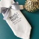 Personalized Wedding Napkins 18