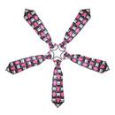 TopTie Kid's Skulls & Crossbones Neckties 10