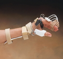 LMB Dynamic Wrist Extension, MP Flexion, Thumb Abduction and IP Extension Assist Splint, LEFT