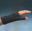 Comfort Cool D-Ring Thumb & Wrist Splint, Regular 6-7