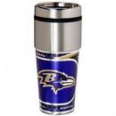 NEOPlex 16-111 Baltimore Ravens Stainless Steel Tumbler Mug