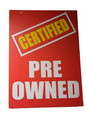 NEOPlex 18-006 Pre-Owned Hood Auto Sign 40
