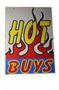 NEOPlex 18-011 Hot Buys Under Hood Auto Sign 40