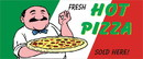 NEOPlex BN0002 Fresh Hot Pizza 24