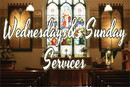 NEOPlex BN0043 Wednesday & Sunday Services Church 24