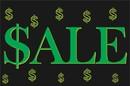 NEOPlex BN0230 Yellow Dollar Signs Sale 24