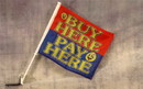 NEOPlex C-022 Buy Here Pay Here Smiley Face Car Window Flag