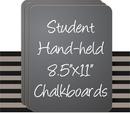 NEOPlex CB8-5-11-30 Handheld Chalkboard 30 Set