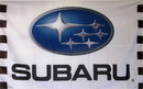 NEOPlex F-1016 Subaru Automotive Logo 3'X 5' Flag