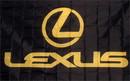NEOPlex F-1099 Lexus Autmotive Logo 3'X 5' Flag