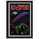 NEOPlex F-1103 Led Zeppelin Magic Music Group Premium 3'X 5' Flag