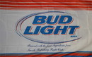 NEOPlex F-1124 Bud Light Beer Premium 3'X 5' Flag