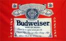 NEOPlex F-1125 Budweiser Beer Premium 3'X 5' Flag
