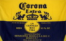 NEOPlex F-1133 Corona Extra Beer - Blue/Gold 3'X 5' Flag