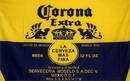 NEOPlex F-1133 Corona Extra Beer - Blue/Gold 3'X 5' Flag