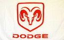 NEOPlex F-1135 Dodge Ram Automotive Logo 3'X 5' Flag