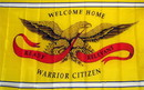 NEOPlex F-1143 Welcome Home Warrior 3'X 5' Military Flag