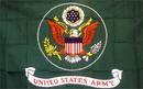 NEOPlex F-1150 Army Green 3'X 5' Military Flag