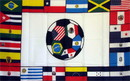 NEOPlex F-1195 South American Soccer Club 3'X 5' Soccer Flag