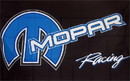 NEOPlex F-1224 Mopar Blue 3'X 5' Flag