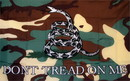 NEOPlex F-1291 Don'T Tread On Me Camo Premium 3'X 5' Flag