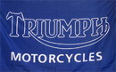 NEOPlex F-1301 Triumph Motorcycles Premium 3'X 5' Flag