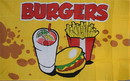 NEOPlex F-1305 Burgers Premium 3'X 5' Flag