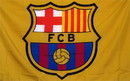 NEOPlex F-1314 Barcelona Fc Mls Soccer Premium 3'X 5' Flag