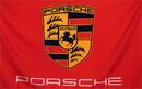 NEOPlex F-1319 Porsche Red Premium 3'X 5' Flag