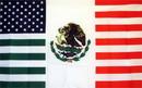 NEOPlex F-1331 Usa Mexico Friendship 3'X 5' Flag