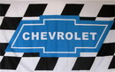 NEOPlex F-1471 Chevrolet Checkered 3' X' 5' Automotive Flag